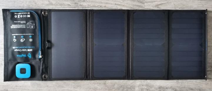 Solar-Ladegerät für Ihr Handy
