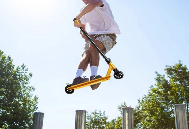 Trick Push Scooter