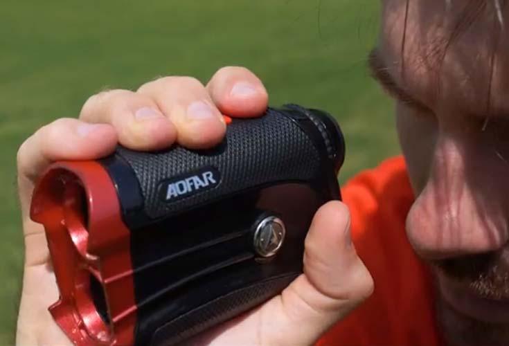 Golf-Entfernungsmesser