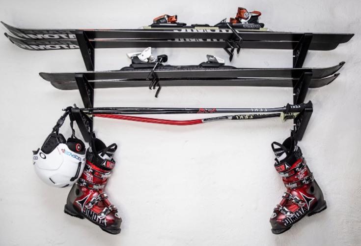 Snowboard- & Ski-Wandhalterungen